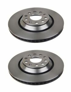 Vented Rear Brake Disc For Audi A3/ A3 Limousine, pack of 2 Left & Right Side