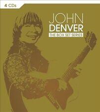 The Box Set Series [Box] by John Denver (CD, Jan-2014, 4 Discs, Legacy)