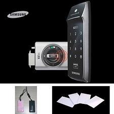 4RFID Card Key+2Key Tag+SAMSUNG SHS-2320 digital door lock keyless touchpad EZON
