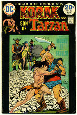 Korak Son of Tarzan, No. 56; March 1974