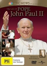 The Life Of Pope John Paul II (DVD, 2006)