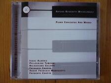 Albeniz Chopin Galuppi Piano Concertos Works Vol X Arturo Benedetti michelangi