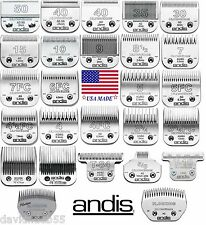 Genuine ANDIS PRO ULTRA EDGE BLADE*FitMost Oster,Wahl,Laube Pet Grooming Clipper