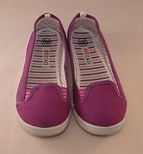 Zapatillas lona /Zapatillas de lona, color lila, talla 3 (EUR36) rt11