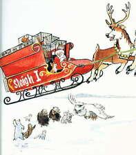Dog Art Book Giftdog to Santa Pembroke Welsh Corgi Art Smith + other Dog Breeds