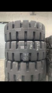NEW EARTHMOVING L5 26.5-25 TYRES 26.5x25 26.5r25 BRISBANE Or Freight
