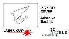 WHITE - AORUS - 2.5inch SSD/HDD SATA Hard Drive Cover Plate INTERNAL SOLID