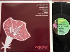 SHEFFIELD LAB 10 MICHAEL NEWMAN Classical Guitarist TAS Audiophile NM