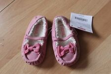 NWT GIRLS GYMBOREE SZ 3 6-12 MONTHS PINK SHOES