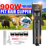 900W Electric Pet Rechargeable Clipper Dog Cat Pet Sheep Hair Trimmer Grooming