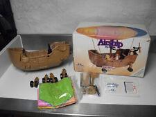 Vintage World Of Wonders AIRSHIP Teddy Ruxpin in Box