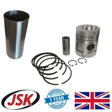 Piston, Liner, Pin, Rings & Circlips for JCB 2CX & 406 Perkins AD3.152 Engine