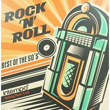 INTEMPO 50's ROCK & ROLL FAMOUS HITS LP VINYL RECORD COLLECTION