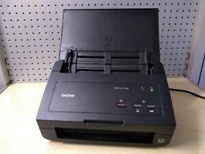Brother Dokumentenscanner ADS-2100e, kompakter Scanner bis DIN A4, USB