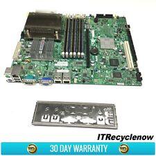 Supermicro X8STI-F Motherboard LGA1366 Xeon E5620 24GB Ram Heatsink I/O IPMI