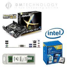 SCHEDA MADRE ASROCK H81M-VG4 R2.0 USB 3.0/2.0+CPU INTEL I3-4150 3.5 GHZ+RAM 4GB