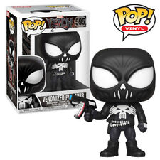 Venomized Punisher Official Marvel Venom Funko Pop Vinyl Figure Collectables