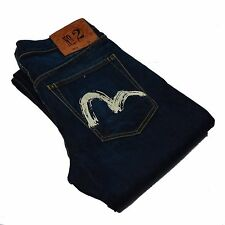 Evisu jeans men size 31 blue Authentic
