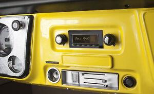 1967-72 GMC C/K Series Truck Laguna Radio RetroSound RetroRadio AUX