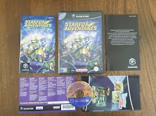 Starfox Adventures Gamecube (Pal) Complete