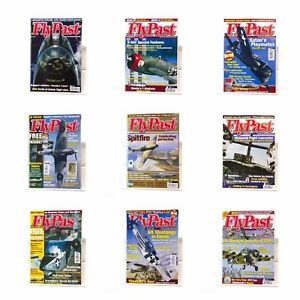 FlyPast Magazines - 2001 to Present - Back Issues - Select from Dropdown