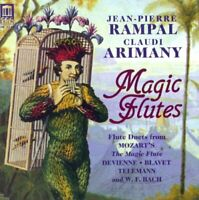 Wolfgang Amadeus Mozart - Magic Flutes [IMPORT] [CD]