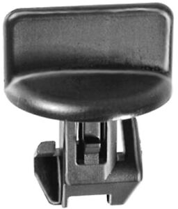 Bumper cover turn & lock retainer for Gm Qty 25 11610049