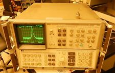 HP 8568B/Display Spectrum Analyzer 100 Hz - 1.5 GHz OPT 8568OB