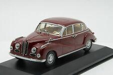 BMW 502 V8 Limousine Minichamps Dark Red 022402 1/43