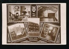 Gloucestershire Glos TEWKESBURY Moffat Hotel M/view Advert RP PPC c1920/30s?