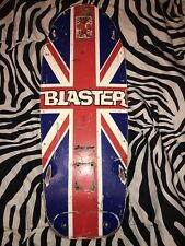 Blaster Skateboard Sure Grip International 1983 Skateboard Deck
