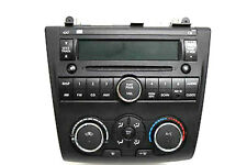 10 11 12 NISSAN ALTIMA CD PLAYER RADIO CLIMATE CONTROL