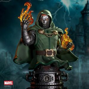 Diamond Select Toys Marvel Comic Doctor Doom Bust Brand New and In Stock !!!