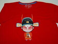 Seventh Commune t-shirt Korea red XXL/XL