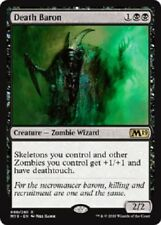 Death Baron rare M19 Core set 2019 MTG Magic The Gathering