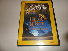 DVD   National Geographic - Der Herr der Ringe: Beyond the Movie