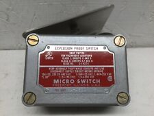 Honeywell Micro Switch EX-AR50 Explosion Proof Snap Switch