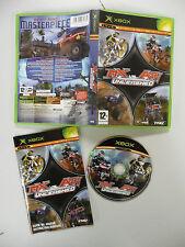 JEU XBOX MX vs ATV Unleashed   complet