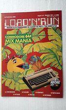 COMMODORE 64 C64 RIVISTA LOAD'N'RUN N.5 MAGGIO 1984