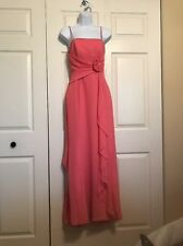 BELSOIE Bridesmaid Dress Pink by in Size 6 ~ Jasmine Bridal