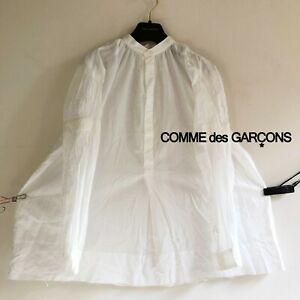 COMME DES GARCONS   RUNWAY  WHITE COTTON TOP