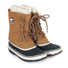 Block Heel Suede Shoes Sorel for Women