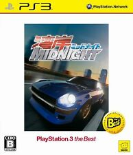 Used PS3 Wangan Midnight PlayStation3 the Best From Japan
