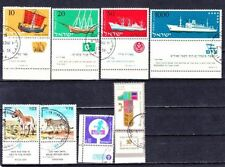 Used Postage Middle Eastern Stamps