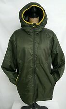 MERRELL HEXCENTRIC WATERPROOF HOODED PUFFER COAT JACKET GREEN XLARGE NEW $230