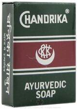 Chandrika Original Ayurvedic Natural Vegetable Soap 5 Pack Vegan Health Yoga