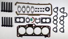 FOR VW GOLF MK2 MK3 JETTA PASSAT 1.6 1.8 8V GTi 83-95 HEAD GASKET SET HEAD BOLTS