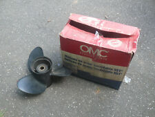 """OMC 14 1/2"""" x 19 Stainless Steel Propeller Part # 390821 LH, counter rotate, NOS"""