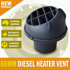 NEW 60mm Heater Vent Hot & Cold, Air Ducting For Diesel Heater Webasto, Dometic