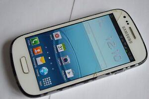 Samsung Galaxy S3 III Mini GT-I8190N  (Unlocked) Smartphone  (Screencrack)